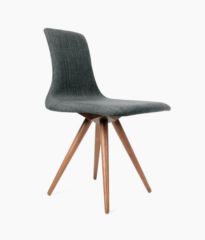 صندلی 4 پایه مثلثی
