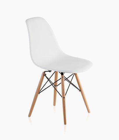 صندلی پایه طلایی
